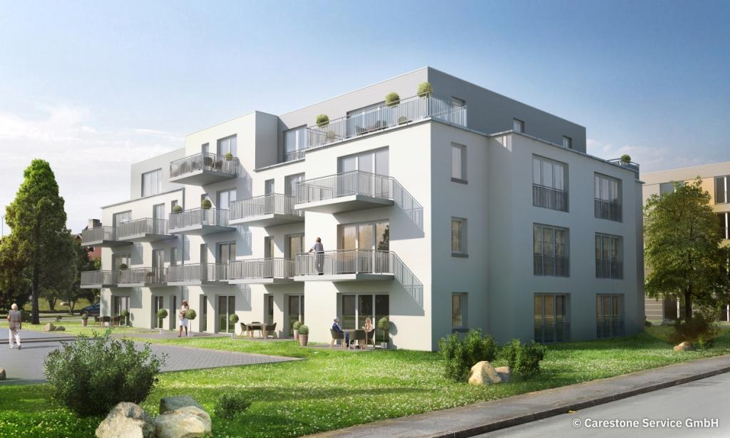 Investment-Tipp Pflegeimmobilien